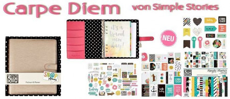 Designkollektion: Carpe Diem