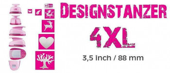 Designstanzer 4XL - 3,5 inch / 88 mm