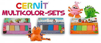 Cernit Multicolor-Sets