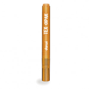 TEX OPAK Marker, 145 x 13 x 13 mm, 6 ml, orange
