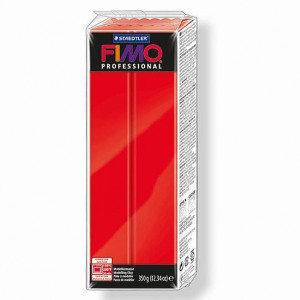 Fimo® Professional, 350 g, rot