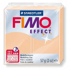 Fimo ® Effect, 56 g, peach pastel