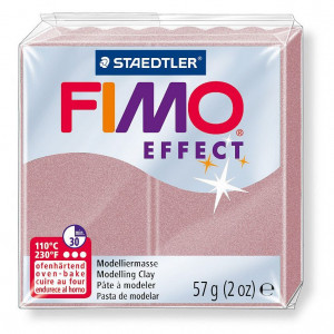 Fimo ® Effect 57 g, pearl rose