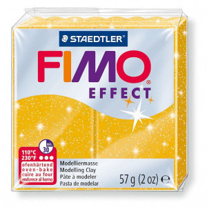 Fimo ® Effect 57 g, gold glimmer