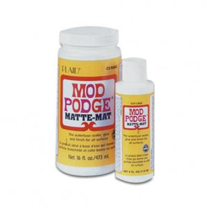 Mod Podge, matt, 473 ml