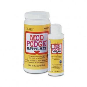 Mod Podge, matt, 946 ml
