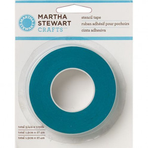 Martha Stewart Cut Your Own Stencil, Klebeband, 1, 9 x 228 cm