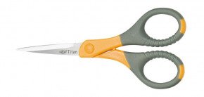 Schere All-Cut Titan, 15.5 cm, grau / orange
