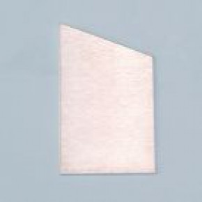 Collagen für Efcolor, Viereck, Alu, 51 x 30 mm, 5 Stk.,